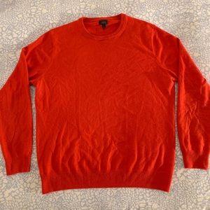 Italian Cashmere Sweater Large